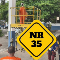 Reciclagem NR 35 - Trabalho em Altura